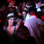 Senior Grace Palmer was crowned Prom Queen.