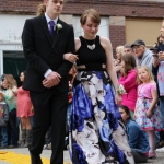 Senior Kallie McGuire and junior Sam Kirby.