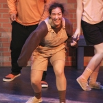 Junior Jazmin Havens, known as Pig Pen in the show.