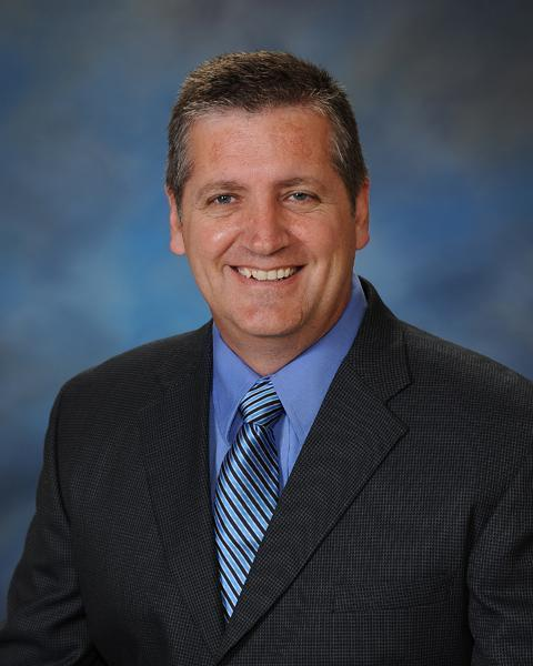 Richard Proffitt was named the new superintendent of USD 250.
