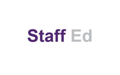 Staff editorial