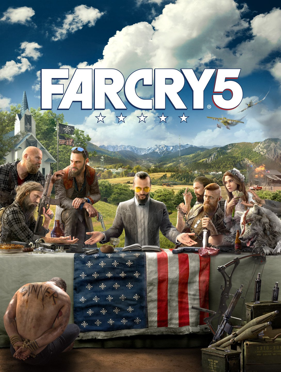 Far Cry 5 Balthazor Praises Innovation Of New Video Game The