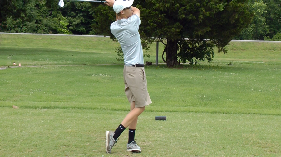Raising The Par   Maceli Shares Passion For Golf