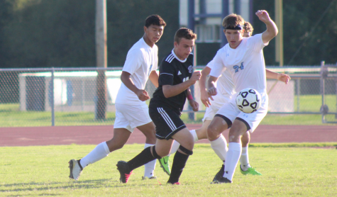 PHS Dragons vs. Chanute Varsity Soccer Recap