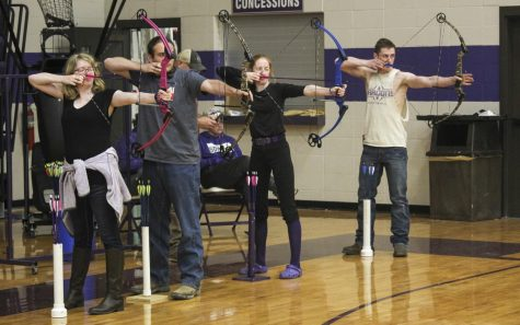 Gallery: National Archery Qualifiers