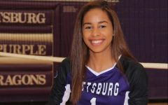 Q&A with senior volleyball player Faith Turner