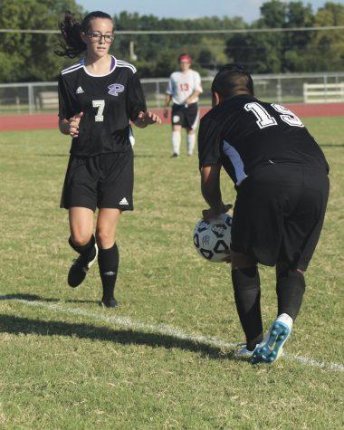PHS adds new sport: girls soccer team