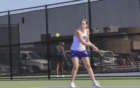Varsity girls tennis quad-Sept. 3