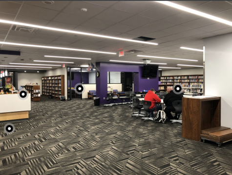Take a virtual tour of the new library