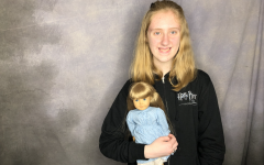 Sophomore Kassi Burns talks about her passion for American Girl Dolls