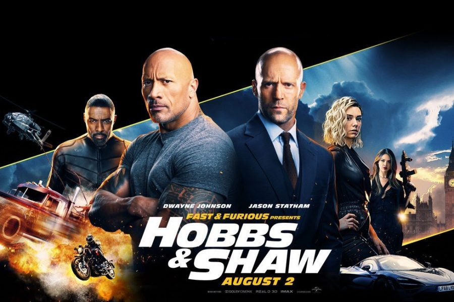 Hobbs and Shaw delivers entertaining ride