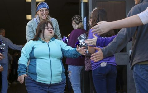 Pittsburg High School hosts first bocce Special Olympics