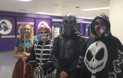 Spanish Club hosted a Day of the Dead Celebration to celebrate Hispanic culture.