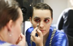 Behind the scenes: a look at Pippin's makeup