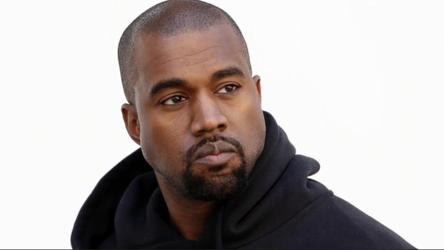 Kanye West drops new gospel rap album