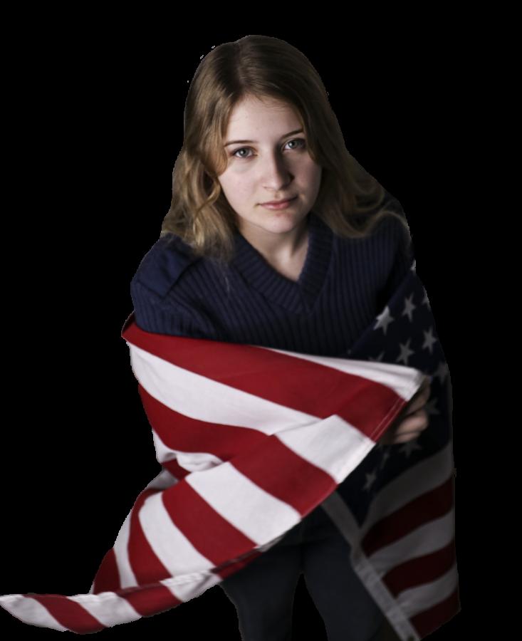 Rose+Scott%2C+daughter+of+veterans+and+service+bound