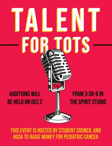 STUCO, HOSA collaborate to host talent show