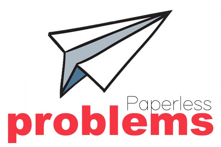 A paperless route to future problems: why digital isn't always better