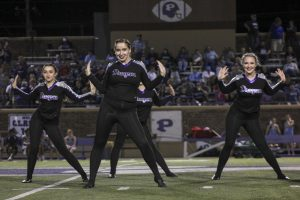 Dance team hires new coach midseason