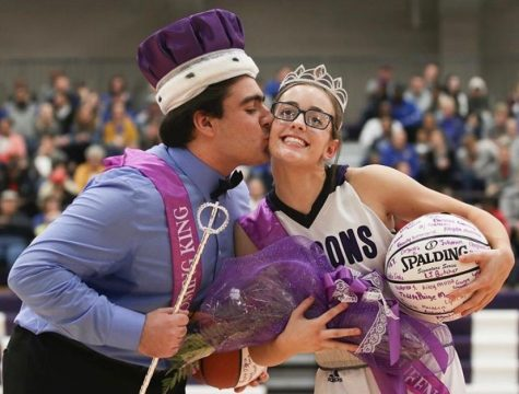 Juniors sweep winter coronation