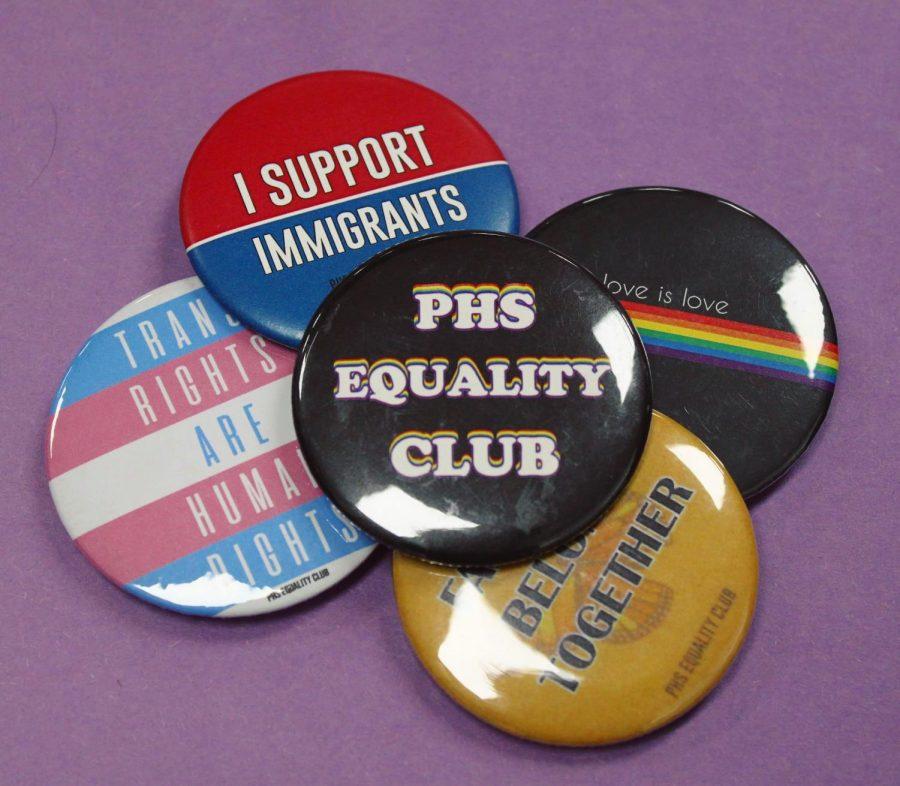 Equality Club makes a comeback