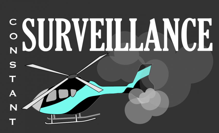 Graphic above by Kaley Mussa. Above is a helicopter to demonstrate the idea of a type of parenting strategy.
