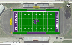 The partnership with Mammoth Turf and Pittsburg Community Schools was approved by the USD 250 Board of Education on Monday, January 27, 2020.
