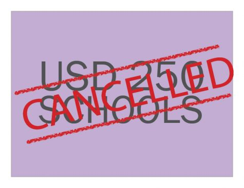 In response to the coronavirus pandemic, USD 250 is canceling school March 16-20.