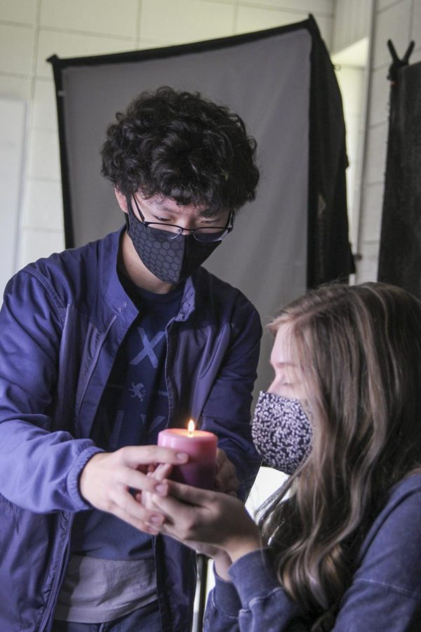 Behind the Scenes of Mask Project