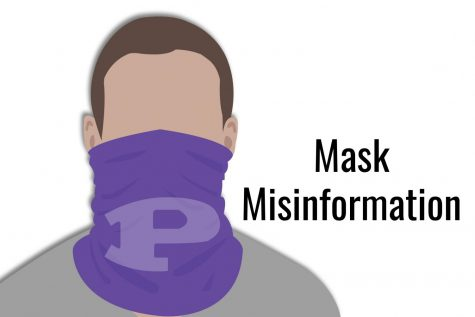 Mask misinformation: Neck gaiter becomes center of mixed research