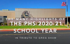 The Many Highlights of the PHS 2020-2021 School Year: In Tribute to Greg Shaw