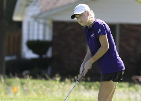 Golfers dominate season, compete at State tournament