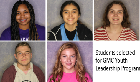 Five students selected for Girard Medical Center Youth Leadership Program