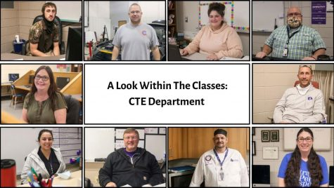 A Look Within the Class: CTE Department