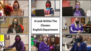 A Look Within the Class: English Department
