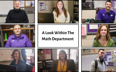 A Look Within the Class: Math Department