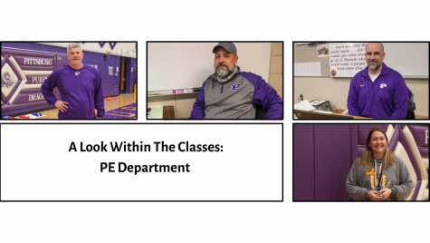 A Look Within the Class: PE Department