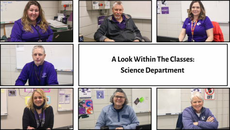 A Look Within the Class: Science Department