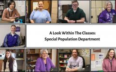 A Look Within The Class: Special Population Department