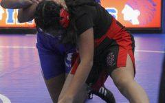 Girls and JV Wrestling in Seneca
