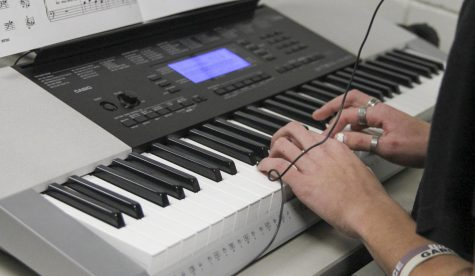Hitting the right keys: piano lab