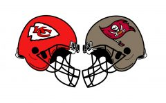 Kansas City Cheifs and Tampa Bay Buccaneers face off on Sunday in the Super Bowl LV