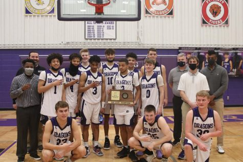 Boys basketball win substate championship, state bound
