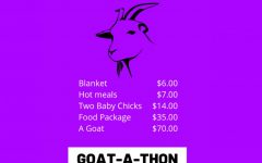 Navigation to Story: Republican's club fundraises through Goat-A-Thon