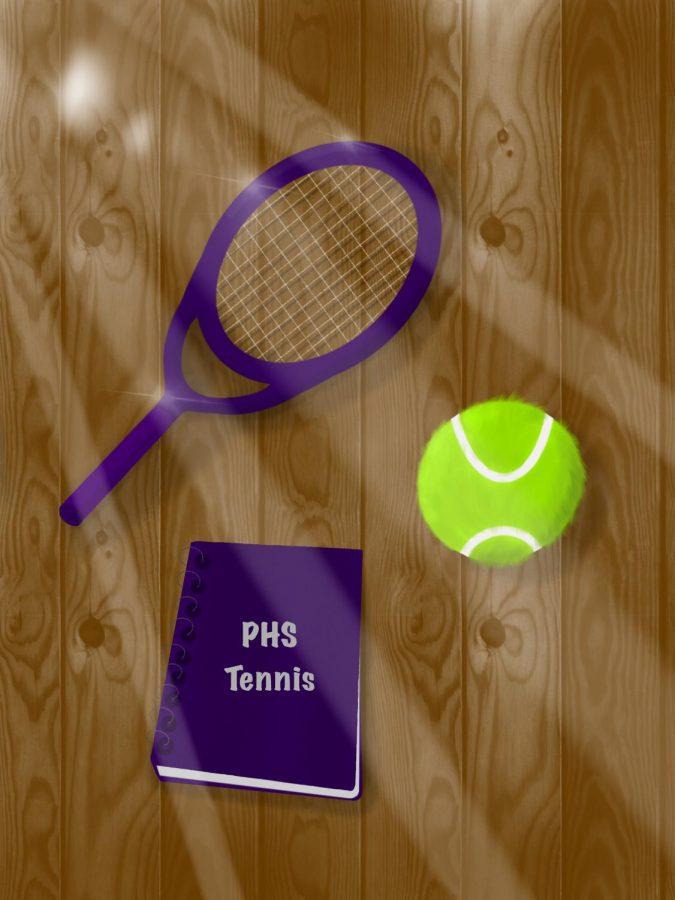 Tennis hires new coaches