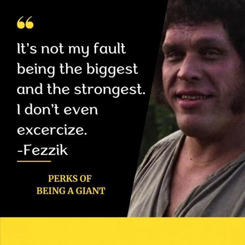Fezzik